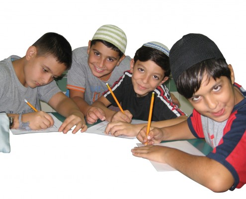 Enfants dessins Israel