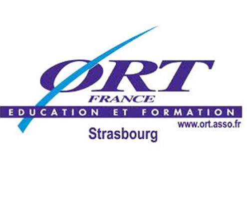 Logo ORT Strasbourg