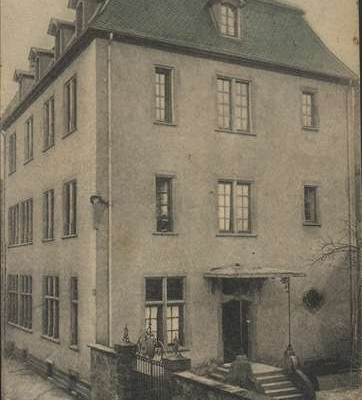 Maison orphelins cigognes Haguenau